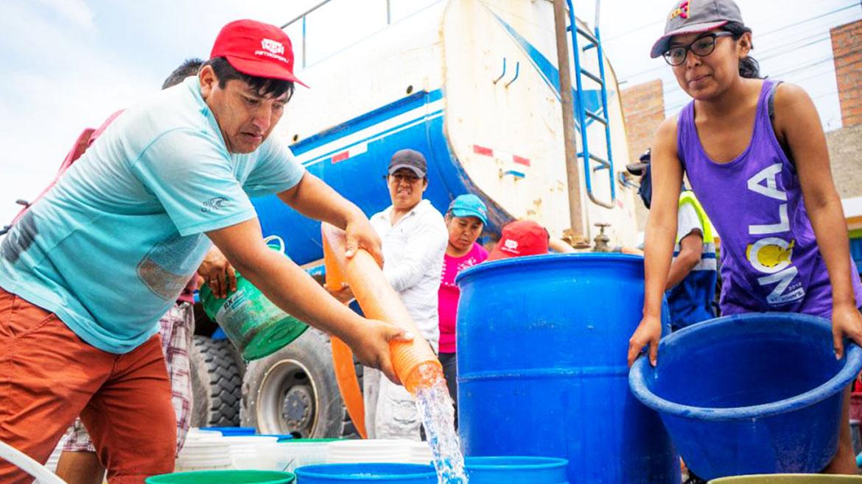 Petroperú lleva ayuda a damnificados por lluvias en Ilo