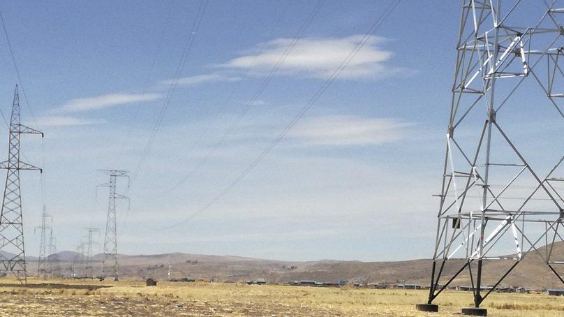 Red Eléctrica Internacional cumple 20 años en Perú