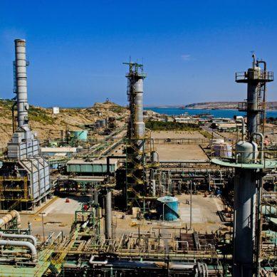 Nueva Refinería de Talara registra avance de casi 73%