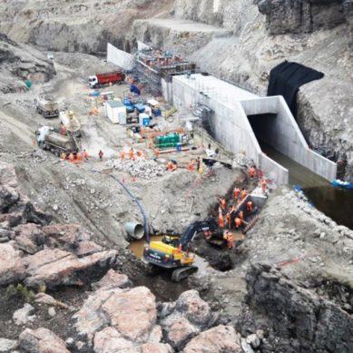 Las prioridades de 2019 de Quellaveco: reservorio Vizcachas y tubería de 95 km de largo