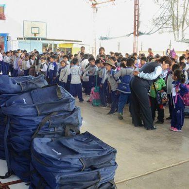 Anglo American inicia campaña escolar en Moquegua y Tambo
