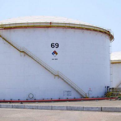 Refinería Conchán amplía su capacidad de almacenamiento hasta los 2.3 millones de barriles