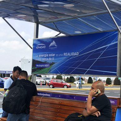 Engie y Aeropuertos Andinos implementan banca solar en Arequipa