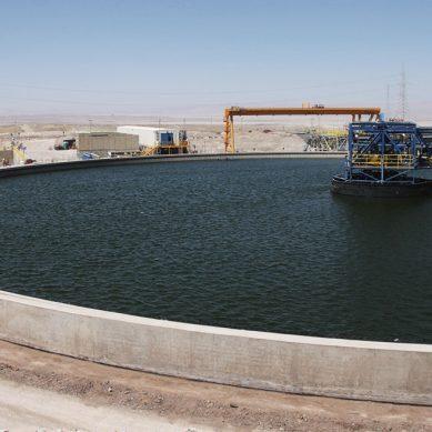 Las Bambas probará químicos de proveedora australiana SciDev en espesadores de relave
