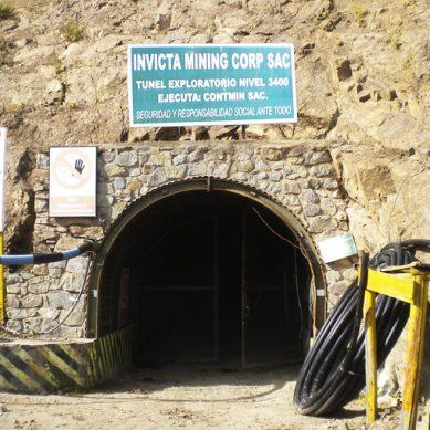 Comunidad de Paran decide desbloquear acceso a proyecto de oro Invicta, de Lupaka Gold