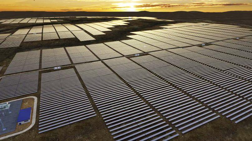 Instalan la planta termosolar más potente del mundo en Australia