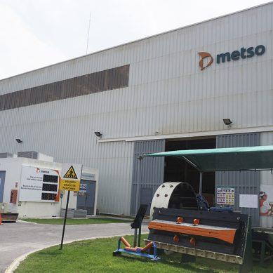 """Metso Perú: Existe mercado para futura instalación de """"chancadora cónica más grande del mundo"""" en el país"""
