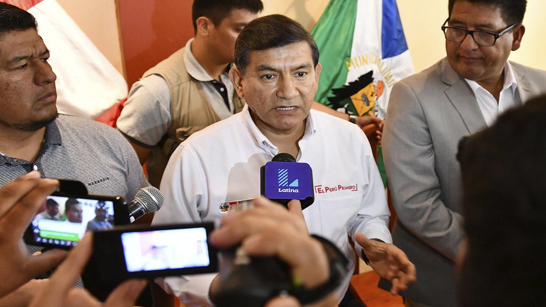 Las Bambas: Los Chávez Sotelo son cabecillas de una organización criminal, afirma el Mininter