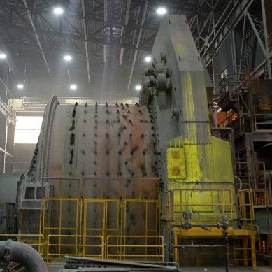 Metso Perú instalará «en el corto plazo» dos molinos SAG de 12 m de díametro en Quellaveco