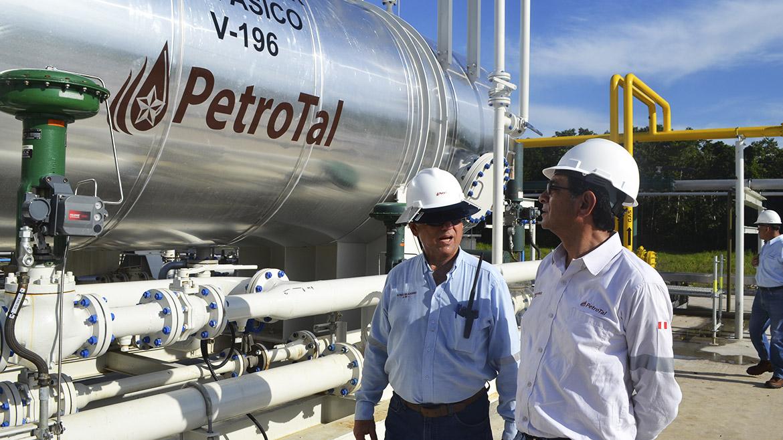 Loreto: PetroTal supera los 8,000 bpd tras completar su primer pozo horizontal