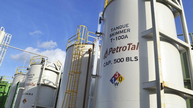 PetroTal recibe aprobación de EIA y anuncia 5,000 barriles por día en Bretaña
