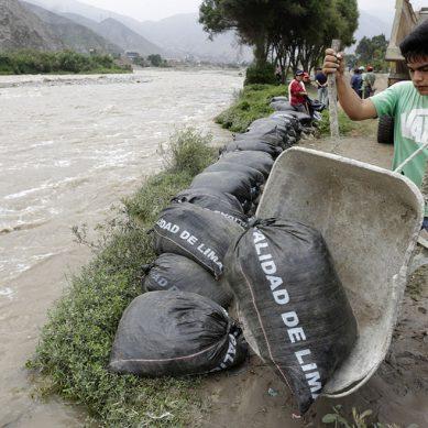Pasivos no solucionados en el río Rímac aumentan concentración de plomo, según INEI