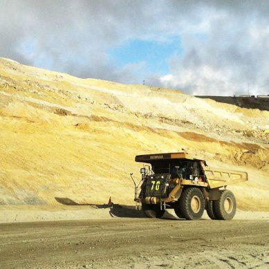 San Martín Contratistas Generales hará el «overhaul» de sus camiones mineros este año