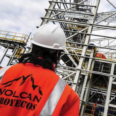 Tras dos años detenida, Volcan reinició las operaciones de su central hidroeléctrica Rucuy