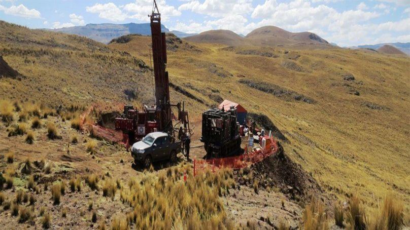 Proyecto Berenguela sumará 7 plataformas de perforación para reinterpretación geológica