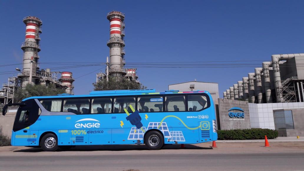 Minem: Estudio muestra que buses eléctricos serán más rentables