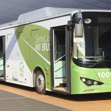 Cerro Corona, de Gold Fields, estrenará bus eléctrico en mayo para movilizar a trabajadores