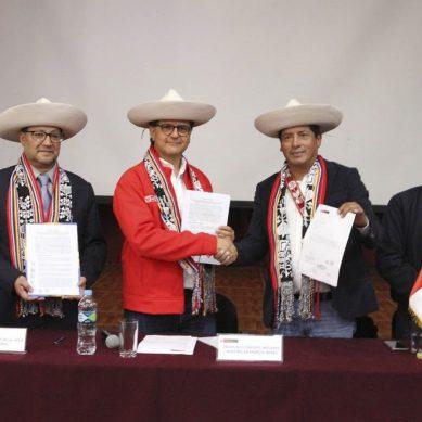 MEM invertirà S/ 5.3 millones para electrificar a 30 localidades de Chumbivilcas