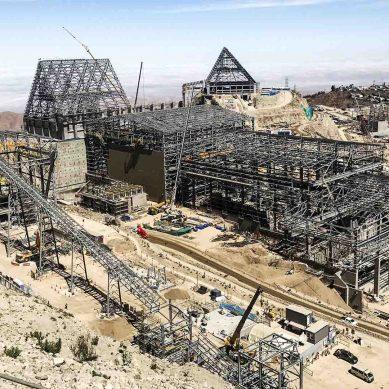Planta ampliada de Toquepala operará al 100% en mayo