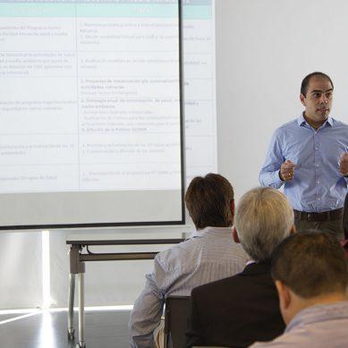 Antamina creará «La Escuelita», centro de enseñanza para sus empresas proveedoras