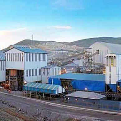 Ventas de Sociedad Minera El Brocal se contraen 10% en 2019