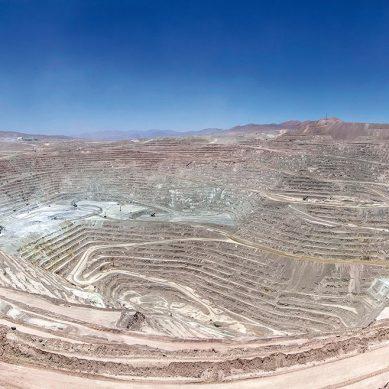 Mina de cobre más grande del mundo producirá 1.2 millones de toneladas del metal este año