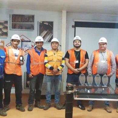 Famesa Explosivos recibe reconocimiento por implantar servicio de trazabilidad en Ecuador