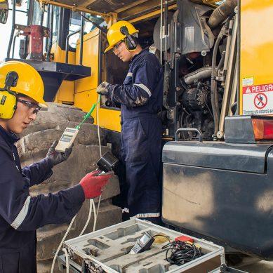 Alquiler de baterías, la opción de la peruana ETNA para maquinarias pesadas