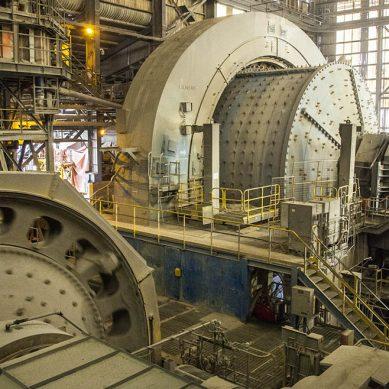 Concentradora II de Toquepala reporta recuperaciones de cobre del 89% en junio
