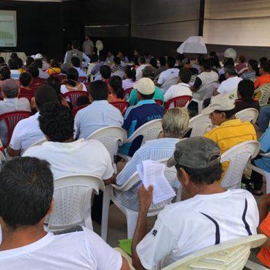 """Tumbes: Perupetro implantó """"medidas complementarias de participación ciudadana"""" en hidrocarburos"""