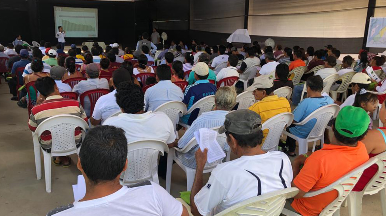 Tumbes: Perupetro implantó «medidas complementarias de participación ciudadana» en hidrocarburos