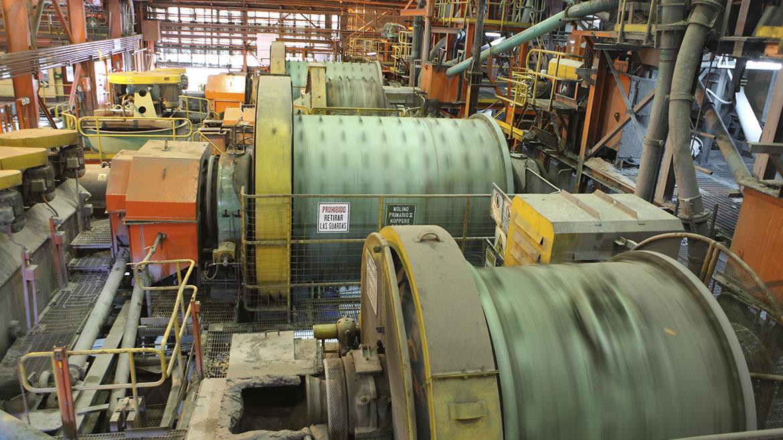 Poderosa: Planta aurífera Santa María procesa desde mayo 800 toneladas diarias de mineral