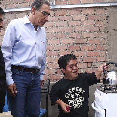 Gas natural de Camisea llega a Mi Perú y Ventanilla para beneficio de 29,000 familias