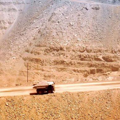 12,5% màs de cobre espera producir Southern Copper al cierre del 2019