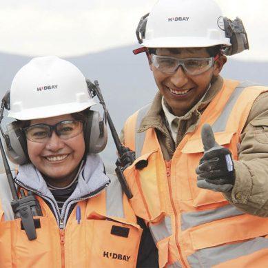 Chumbivilcas: Hudbay Perú entrega más de 20 toneladas de productos de primera necesidad