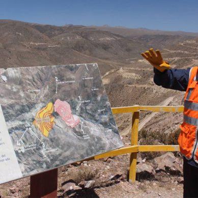Anglo American usará 1 millón 552 mil m3 de agua para obras en planta de Quellaveco