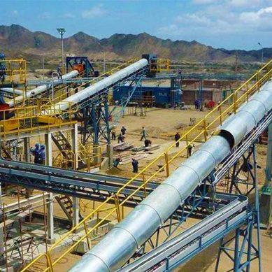 En Piura, planta de una minera peruana busca procesar 2,490 TMD de andalucita por día