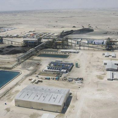 Enviarán producción fosfórica de Bayóvar para cubrir el 40% de la oferta minera en Brasil