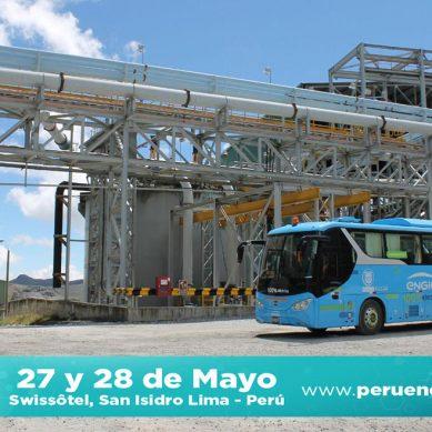 Bus eléctrico ya empezó a operar en mina Cerro Corona, de Gold Fields