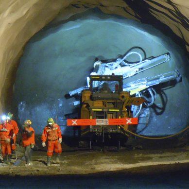 Chuquicamata Subterránea extrae primeras toneladas de mineral