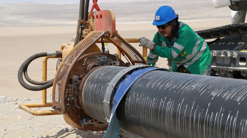 Gas natural: Concesión de Siete Regiones para este año y del SIT Gas para abril del 2021