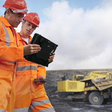 Robustos y confiables, así serán los dispositivos de cómputo que lucirá Getac en feria minera