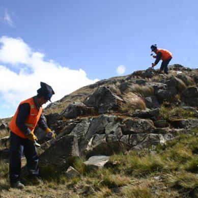Anuncian dos nuevas áreas de cobre y plata de alta ley en proyecto minero San Martín