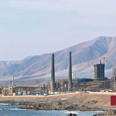 Southern Peru anticipa invertir US$28.4 millones en mejoras de fundición en Ilo