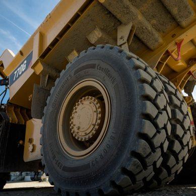 Anglo American rebautiza sus neumáticos mineros con notable proyecto de reciclaje