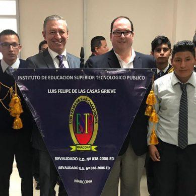 Minsur y REP pondrán primera piedra del instituto superior más importante del sur peruano