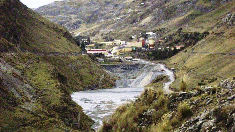 El Porvenir: Inician estudios para elevar presa de relaves hasta los 4,064 msnm