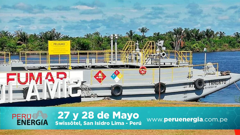 Petroperú pone en operación nueva barcaza de doble casco en Iquitos