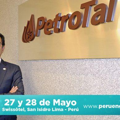 """Gerente general de PetroTal: """"Nuestra meta es producir 10,000 barriles diarios en 2020"""""""