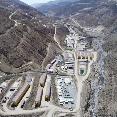 Cementos Yura ha proporcionado  30,000 m3 de concreto para construcción de Quellaveco
